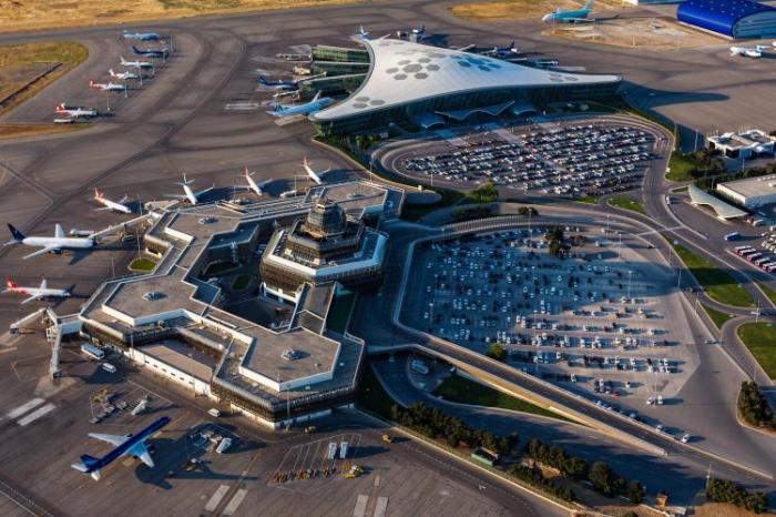 Los aeropuertos internacionales de Azerbaiyán atienden a 3.81millones de pasajeros en los primeros ocho meses de 2019