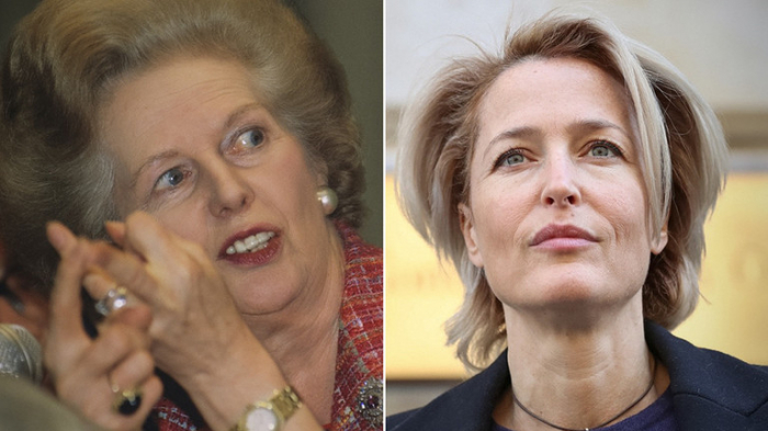Controversy hits 'The Crown' as X-Files icon gets Margaret Thatcher role