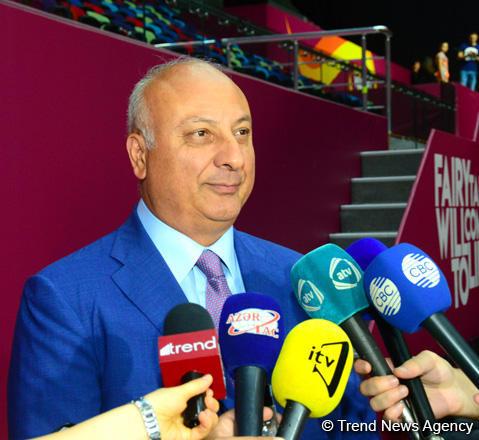 Azerbaijan fully ready to host 37th Rhythmic Gymnastics World Championship, saysAGF VP