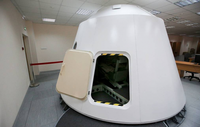 Robot to become test pilot of Russia's next-generation manned spacecraft