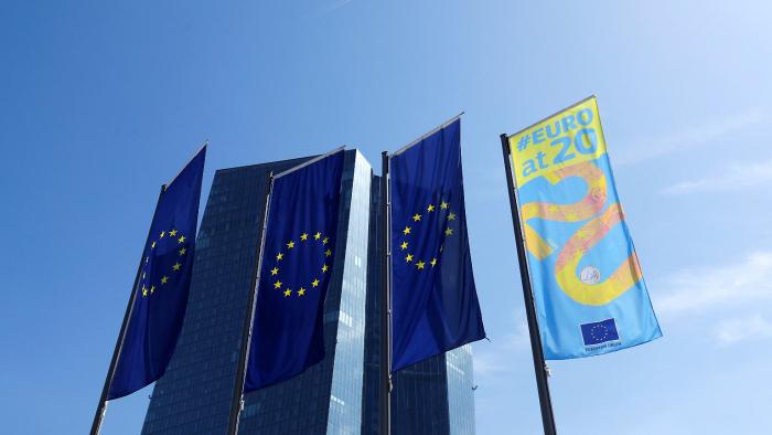 EZB stemmt sich gegen Wirtschaftsabschwung