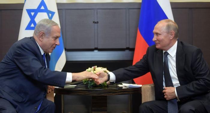"""Netanjahu:   Russlands und Israels Militärs sollten sich """"abstimmen"""""""