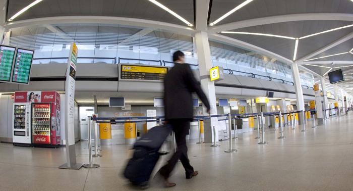 Unkontrollierte Person: Abflüge am Münchner Airport gestoppt