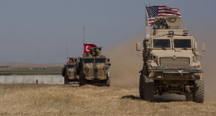 Nordosten Syriens:   Wird das Pentagon weitere 150 Militärs zum Patrouillen entsenden?
