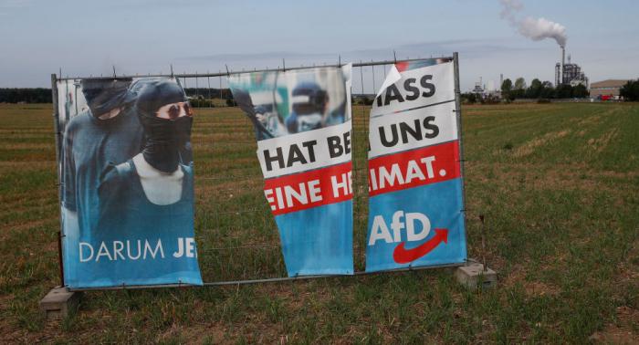 AfD ist häufigstes Ziel von Linksextremisten, andere Parteien jedoch auch betroffen
