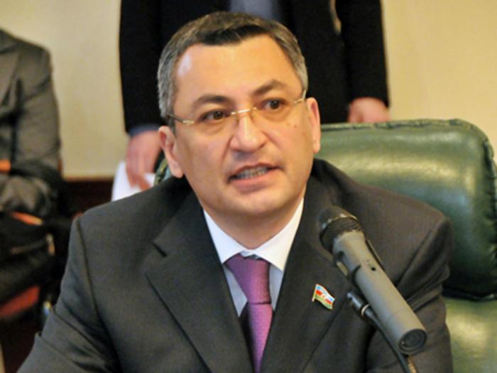 """Vorsitzender des Ausschusses:   """"Ko-Vorsitzende sollten entschlossene Position in den besetzten Gebieten Aserbaidschans demonstrieren"""""""