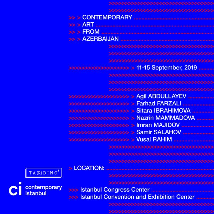 Ta(r)dino 6 Art Platform from Baku, Azerbaijan at Contemporary Istanbul