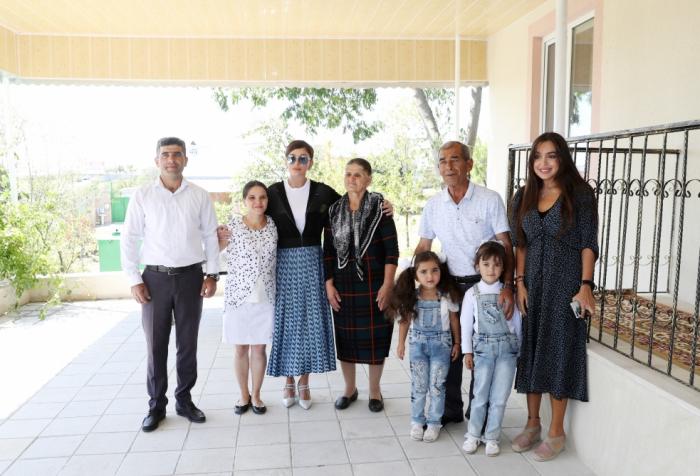 """""""Prezident dərhal göstərişlər verdi, vəsait ayrıldı"""" - FOTO"""
