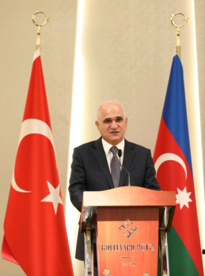 Comercio entre Azerbaiyán y Turquía aumenta un 33 por ciento en 7 meses