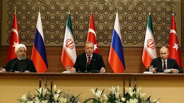 Próxima cumbre de Rusia, Turquía e Irán se celebrará en Teherán
