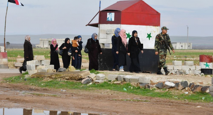 Syrien:  Terrorkämpfer blockieren humanitären Korridor in Idlib