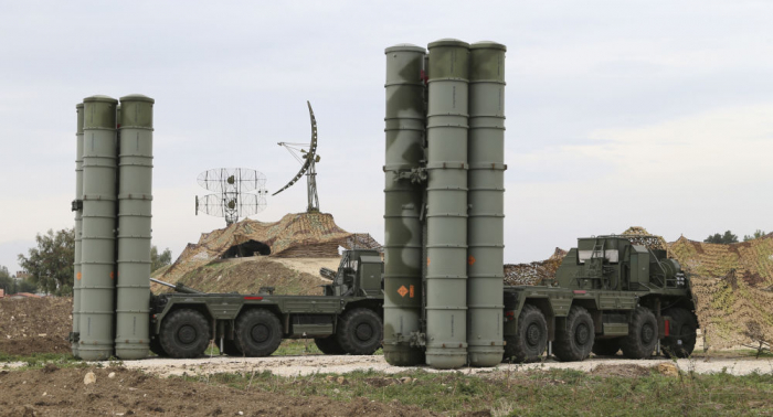 Russia deploys S-400 systems to the Arctic