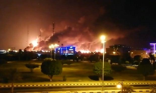 Saudi attack dampens faint chance of a Trump-Iran meeting-  ANALYSIS