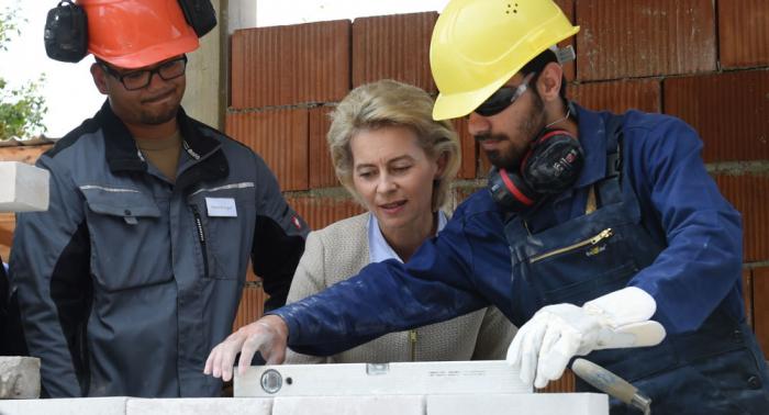 23.000 Euro pro Flüchtling: Rechnungshof rügt Von der Leyens Ausbildungsprojekt