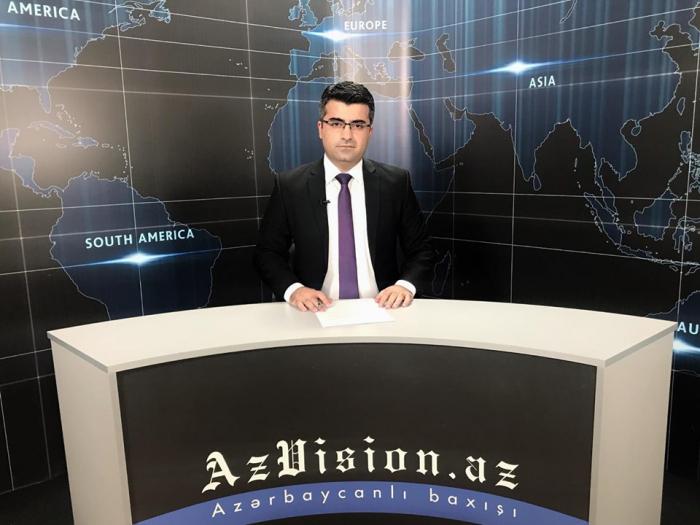 AzVision TV:  Diewichtigsten Videonachrichten des Tages auf Deutsch  (16. September)-VIDEO