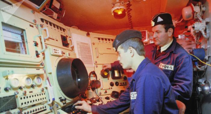"""U-Boot-Jagd mit Haftmagnet: Wie die Nato die """"Roten"""" bekämpfen wollte"""