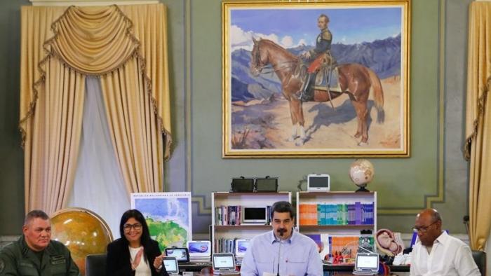 """Maduro sobre el acuerdo con la oposición:   """"Es un paso necesario que abre las puertas a la paz"""""""