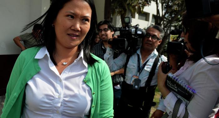 Keiko Fujimori podría permanecer hasta 2 semanas ingresada