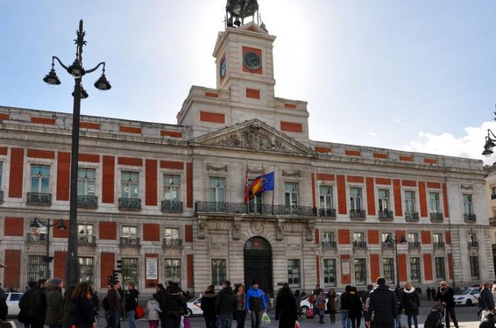 """Madrid peatonalizará su """"espacio más emblemático"""": la Puerta del Sol"""