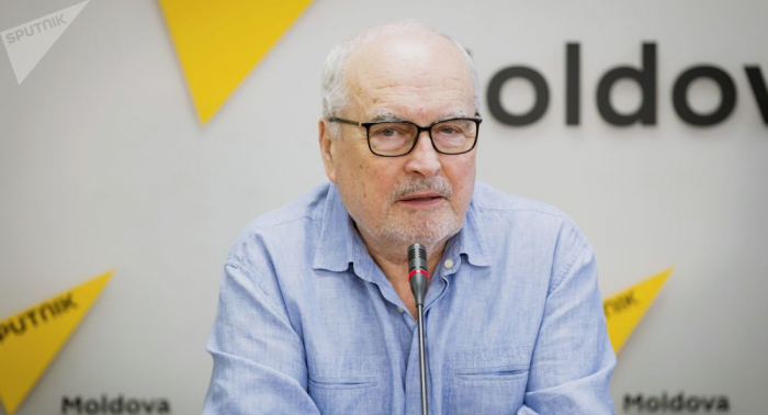 Russlands Außenministerium prüft Information zur Festnahme des Chefs von Sputnik Moldova in Chisinau