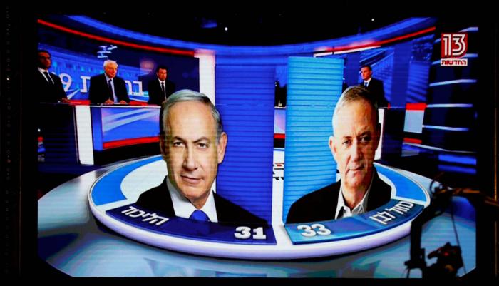 La repetición de las elecciones reproduce el bloqueo político en Israel