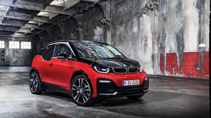 BMW stellt Elektroauto i3ein
