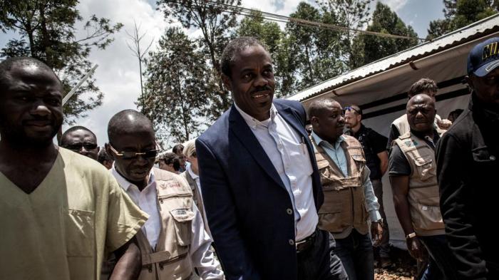Detenido el exministro de Sanidad del Congo por la gestión económica durante el brote de ébola
