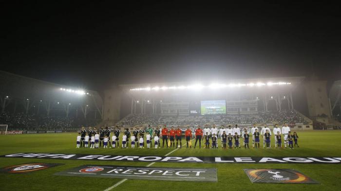 Qarabag:  mucho más que un equipo de fútbol, toda una patria