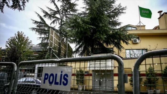 'Riad vendió su consulado en Turquía tras asesinato de Khashoggi'