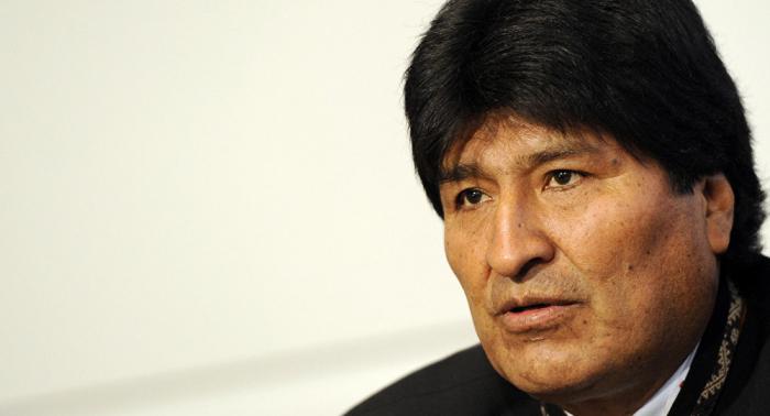 Grupo opositor boliviano demandará a Morales por traición a la patria a causa de incendios