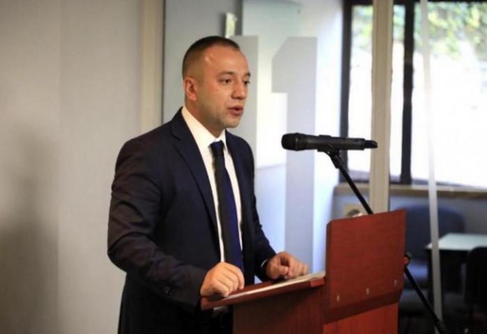 Senado de Colombia confiere la Orden, en el Grado de Caballero, al encargado de negocios azerbaiyano