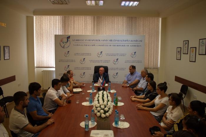 Atletas paralímpicos azerbaiyanos competirán en el Gran Premio de Judo de IBSA
