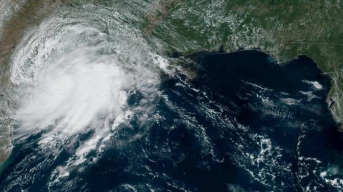 La tormenta tropical Imelda se forma en el Golfo de México