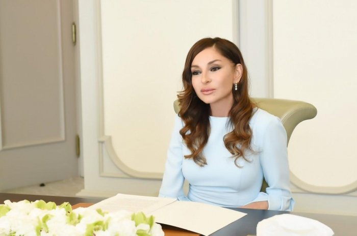 Mehriban Aliyeva: We hold both our great personalities Uzeyir Hajibayli and Muslum Magomayev in considerable respect