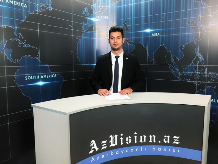 AzVision TV releases new edition of news in German for September 18 -  VIDEO