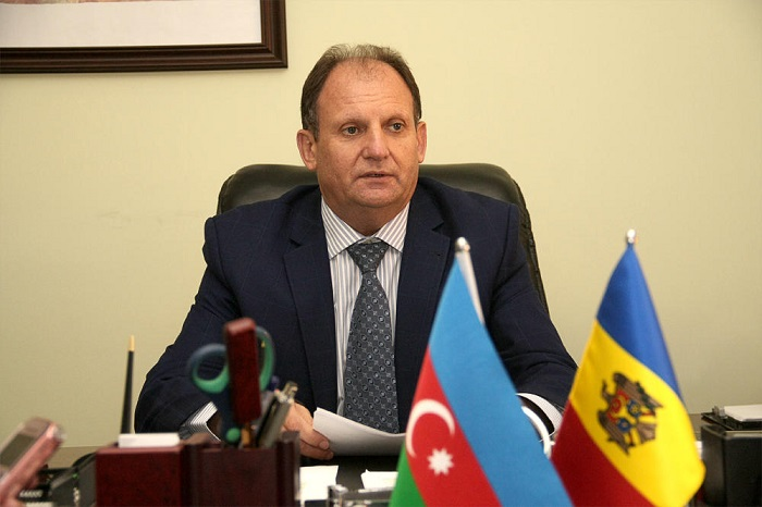 Embajador de Moldavia: Felicito a la Federación de Gimnasia de Azerbaiyán por la excelente organización del Campeonato Mundial