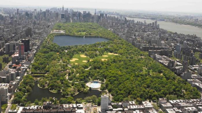 New York verpasst Central Park ein Facelift