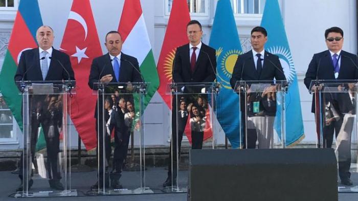 Mammadyarov:  La Oficina Húngara del Consejo Túrquico facilitará el fortalecimiento de los lazos con la UE