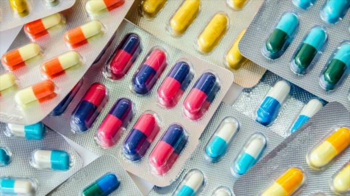La sangre de una mujer se volvió azul tras tomar pastillas