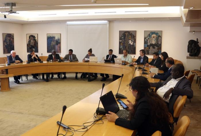 Fondo Internacional de Prensa de Eurasia ha comenzado las reuniones en el Consejo de Derechos Humanos de las Naciones Unidas