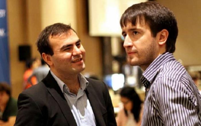 Mammadyarov contra Radzabov en la Copa del Mundo de Ajedrez