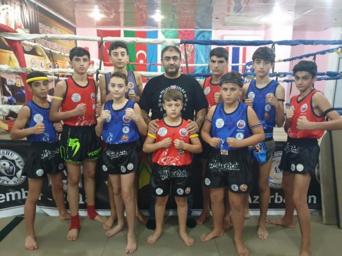 Combatientes azerbaiyanos competirán en el Campeonato Mundial Juvenil IFMA 2019