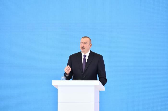 """İlham Əliyev: """"Neft-qaz sektoru yeni inkişaf dövrünü yaşayır"""""""
