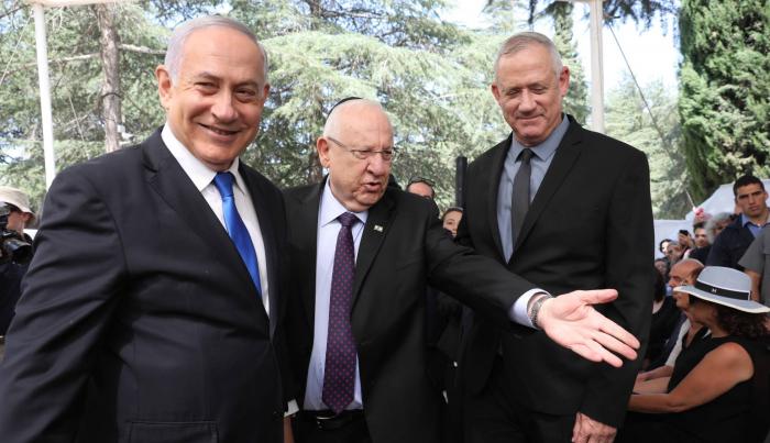 El centrista Gantz rechaza la oferta de gran coalición con la derecha de Netanyahu