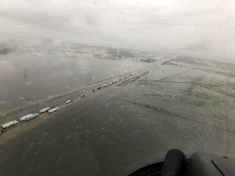 Al menos 2 muertos deja en Texas el paso de la tormenta tropical Imelda