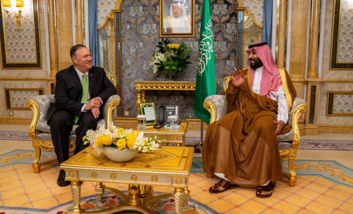 Pompeo defiende una solución pacífica a la crisis con Irán