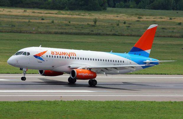 La aerolínea rusa lanza vuelos directos desde Rostov a Bakú