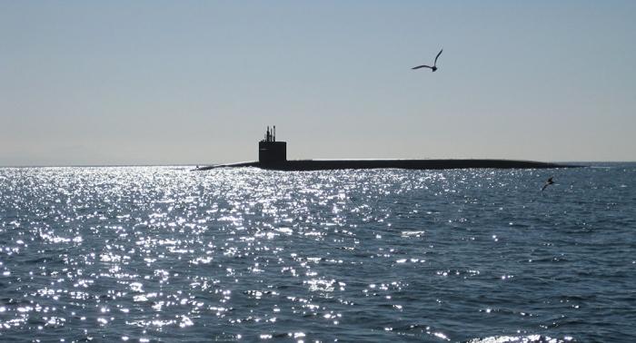 Corea del Norte podría botar pronto un nuevo submarino