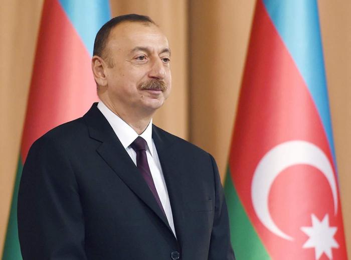 """Presidente:   """"El siglo XXI será el período más agradable para Azerbaiyán"""" –   FOTO"""