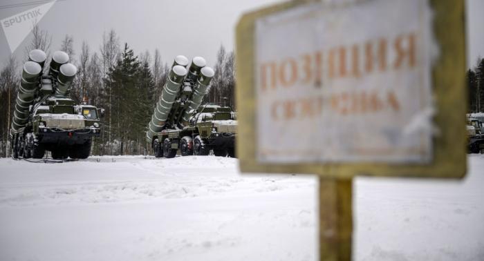 Arktis: S-400-Systeme in Bereitschaftsdienst versetzt